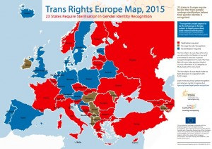 Trans* rights Europe 2015