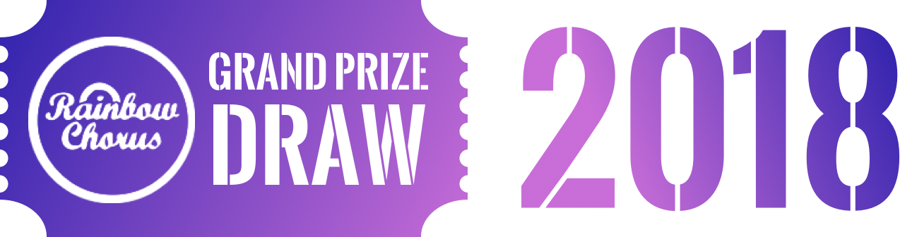 Grand Prize Draw 2018